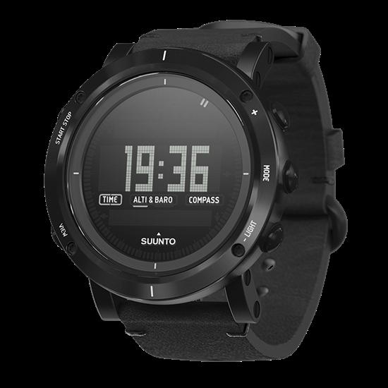 Essential 皮質錶帶 Carban