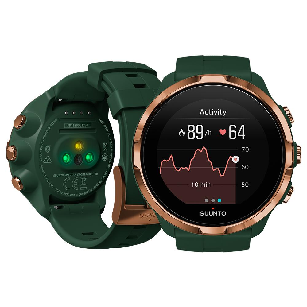 Spartan Sport Wrist HR 典藏版 森林綠