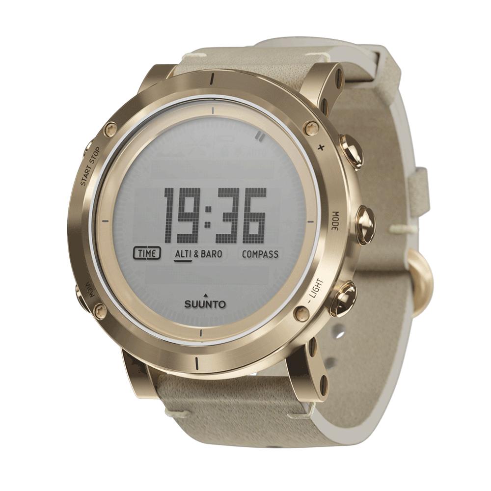Essential 皮質錶帶 Gold